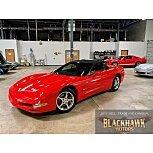2002 Chevrolet Corvette Convertible for sale 101601051