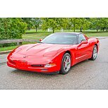 2002 Chevrolet Corvette Coupe for sale 101602345
