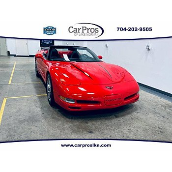 2002 Chevrolet Corvette for sale 101606958