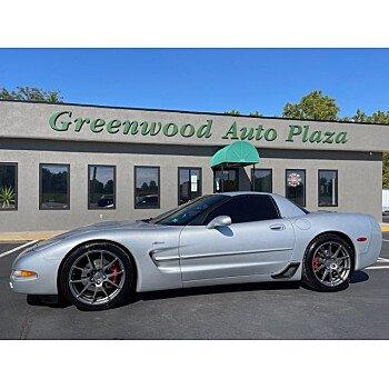 2002 Chevrolet Corvette for sale 101611339