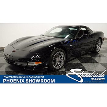 2002 Chevrolet Corvette for sale 101615796