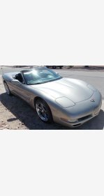 2002 Chevrolet Corvette Convertible for sale 100892652