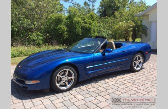 2002 Chevrolet Corvette Convertible for sale 101388989