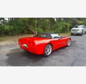 2002 Chevrolet Corvette Convertible For 101089115