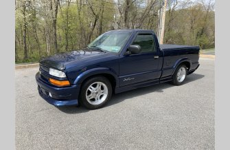 2002 Chevrolet Other Chevrolet Models for sale 101501873