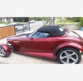 2002 Chrysler Prowler for sale 100916528