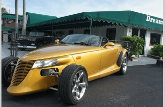 2002 Chrysler Prowler for sale 101407571