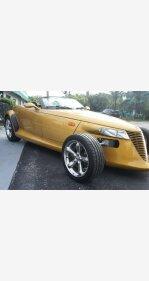 2002 Chrysler Prowler for sale 101407571