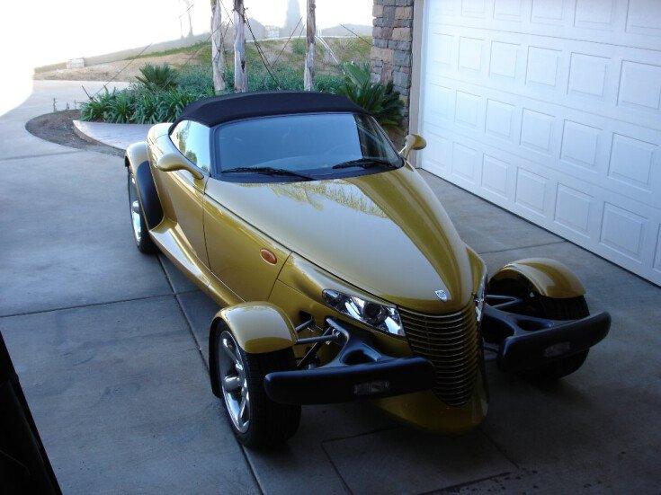 2002 Chrysler Prowler for sale 100754215