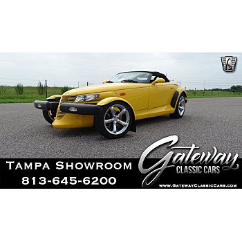 2002 Chrysler Prowler for sale 101177664