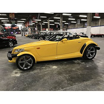 2002 Chrysler Prowler for sale 101391993