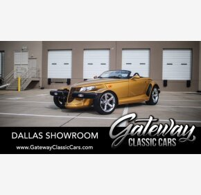 2002 Chrysler Prowler for sale 101462088