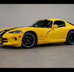 2002 Dodge Viper GTS Coupe for sale 101183160