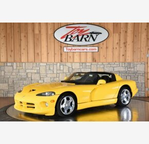 2002 Dodge Viper RT/10 Roadster for sale 101186218