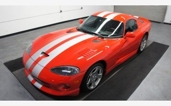 2002 Dodge Viper GTS Coupe for sale 101244419