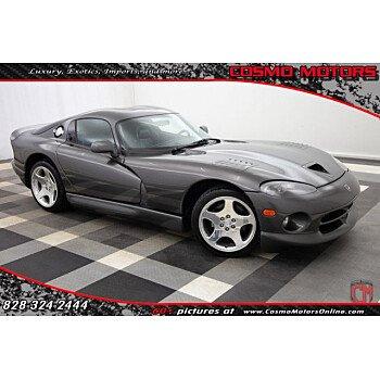 2002 Dodge Viper GTS Coupe for sale 101292243
