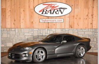 2002 Dodge Viper GTS for sale 101404335