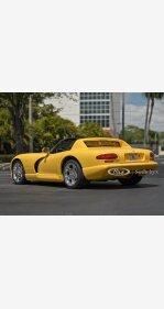 2002 Dodge Viper for sale 101481131