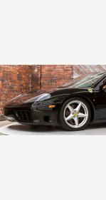 2002 Ferrari 360 Spider for sale 101008662