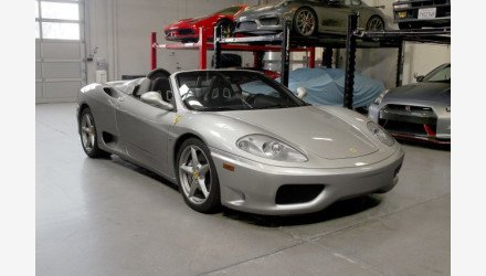 2002 Ferrari 360 Spider for sale 101276917