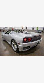 2002 Ferrari 360 for sale 101372503