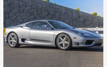 2002 Ferrari 360 for sale 101457230
