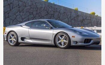 2002 Ferrari 360 Modena for sale 101457230
