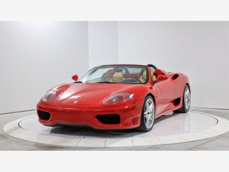 2002 Ferrari 360 Spider for sale 101467710