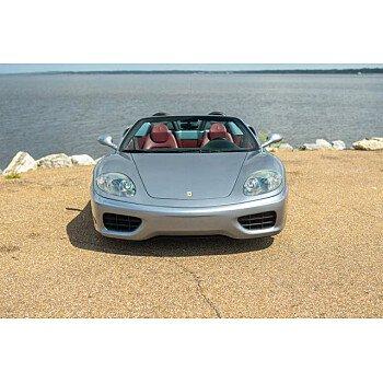 2002 Ferrari 360 Spider for sale 101551925