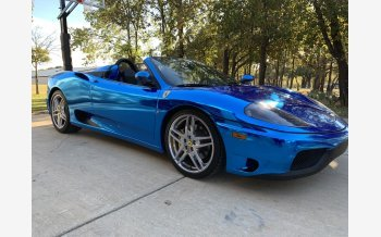 2002 Ferrari 360 for sale 101334848