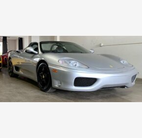 2002 Ferrari 360 for sale 101083658