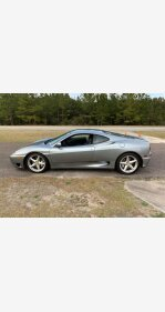 2002 Ferrari 360 for sale 101106120