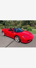 2002 Ferrari 360 for sale 101401282