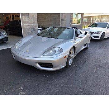 2002 Ferrari 360 for sale 101532330