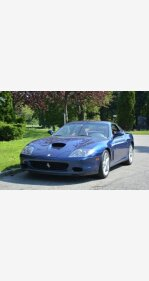 2002 Ferrari 575M Maranello for sale 100772133