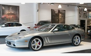 2002 Ferrari 575M Maranello for sale 101159091