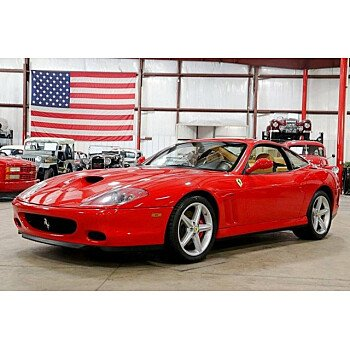 2002 Ferrari 575M Maranello for sale 101163063