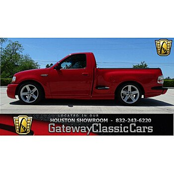 2002 Ford F150 2WD Regular Cab Lightning for sale 100984992