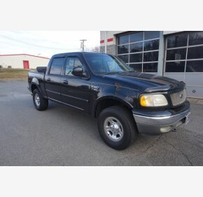 2002 Ford F150 for sale 101434242
