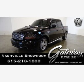 2002 Ford F150 for sale 101460496