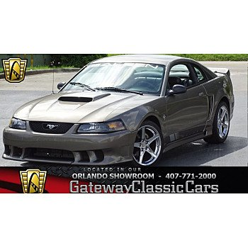 2002 Ford Mustang GT Coupe for sale 100963408
