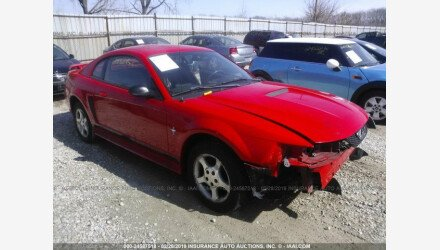 2002 Ford Mustang Coupe for sale 101108307