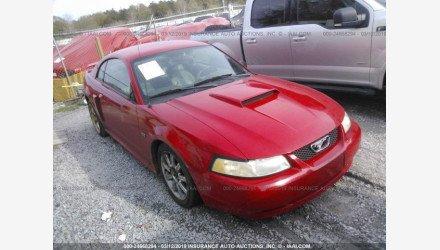 2002 Ford Mustang GT Coupe for sale 101108966