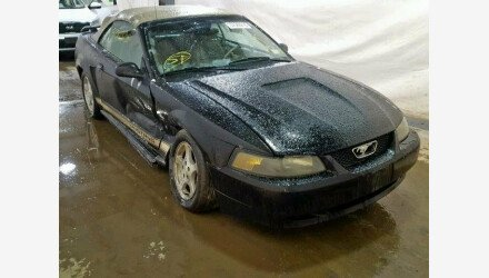 2002 Ford Mustang Convertible for sale 101109228