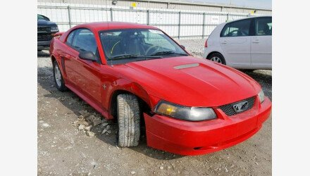 2002 Ford Mustang Coupe for sale 101109250