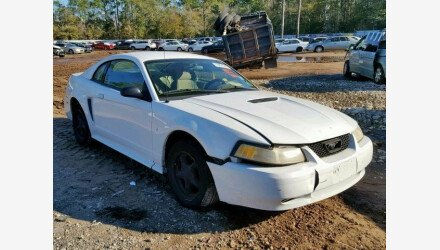 2002 Ford Mustang Coupe for sale 101110746