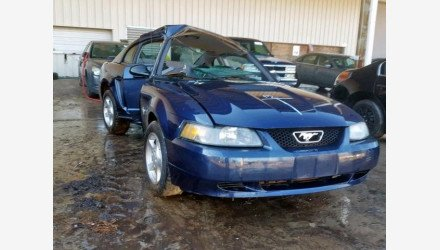 2002 Ford Mustang Coupe for sale 101111412