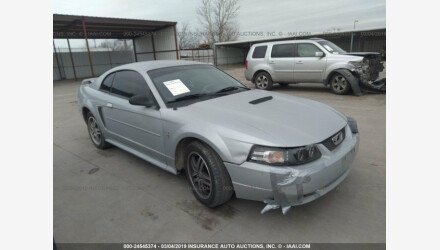 2002 Ford Mustang Coupe for sale 101111773