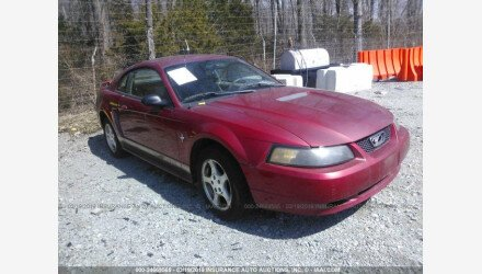 2002 Ford Mustang Coupe for sale 101111782