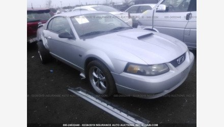 2002 Ford Mustang GT Coupe for sale 101111788